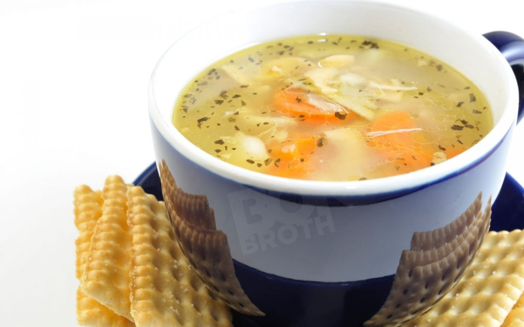 Fast & Easy Chicken Soup Base Recipe