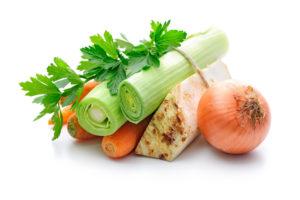 Soup vegetable mix
