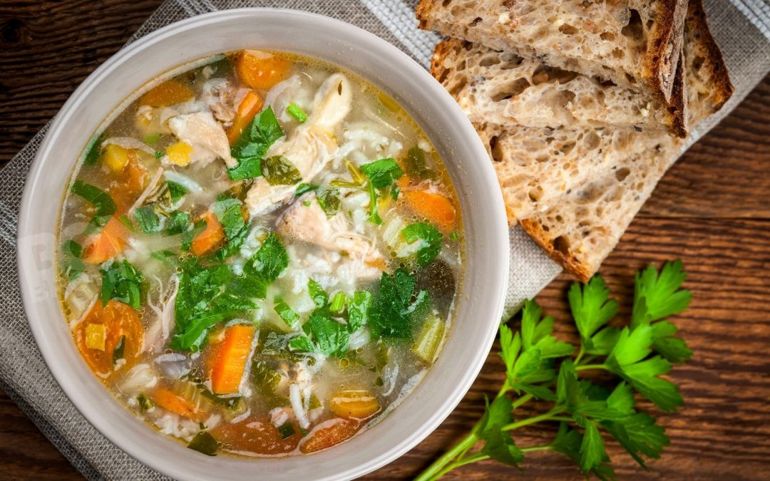 Chicken Broth for the Soup Soul