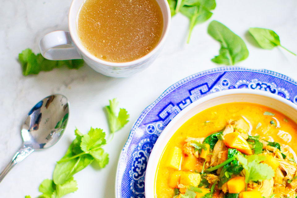 10 Delicious Dinner Recipes Using Bone Broth
