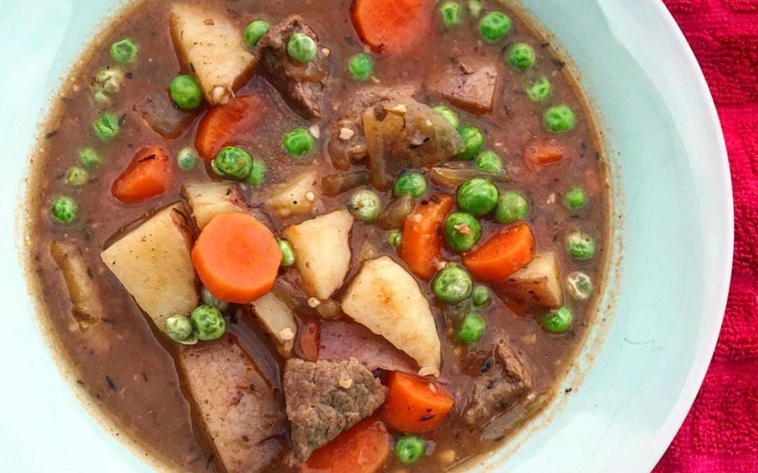 One Pot Beef Stew by Ashley Hart