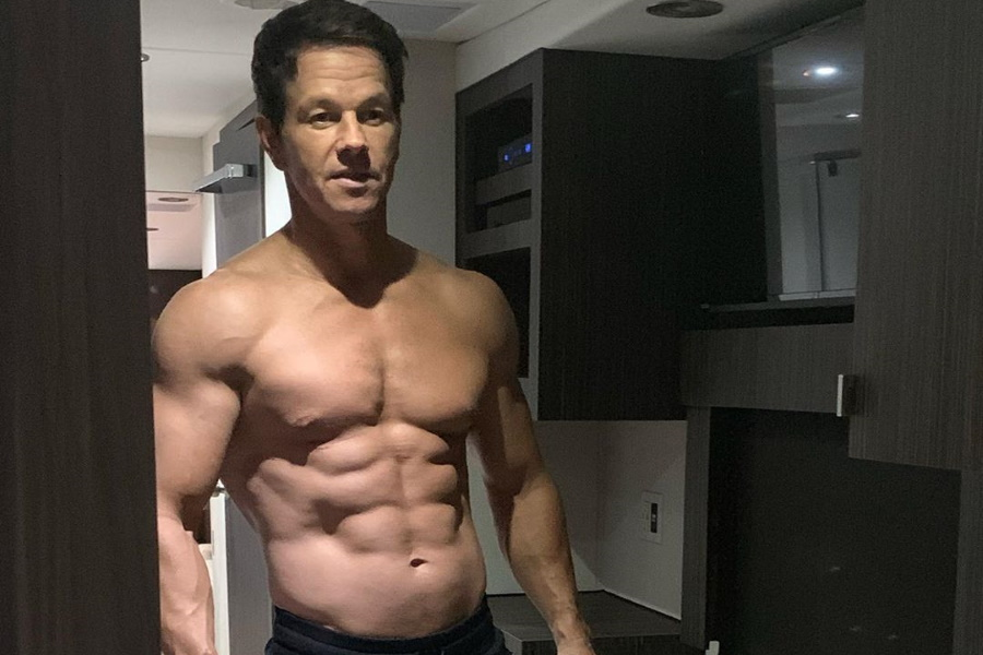 Mark Wahlberg lost 10 pounds in 5 days